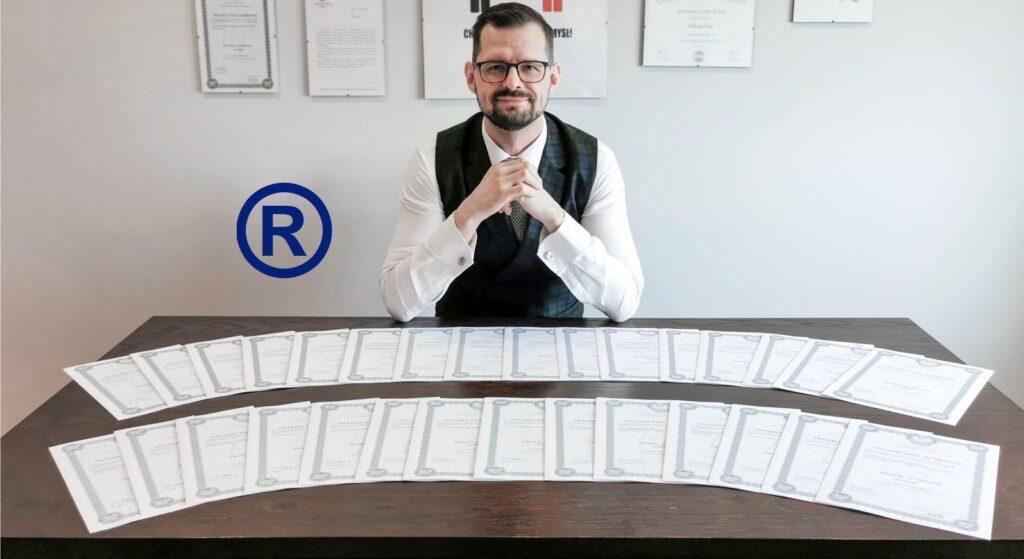 Zastrzeżenie nazwt firmy a honorarium rzecznika patentowego
