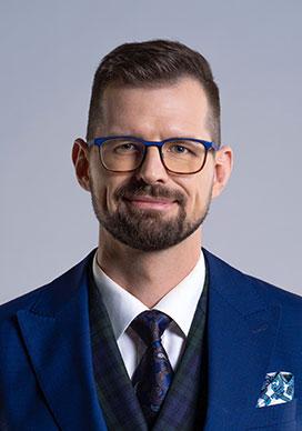 Mikołaj Lech rzecznik patentowy