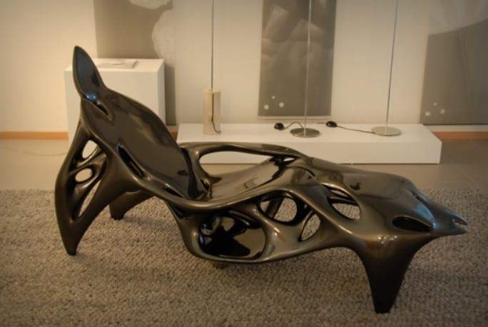 Krzesło chronione prawem autorskim