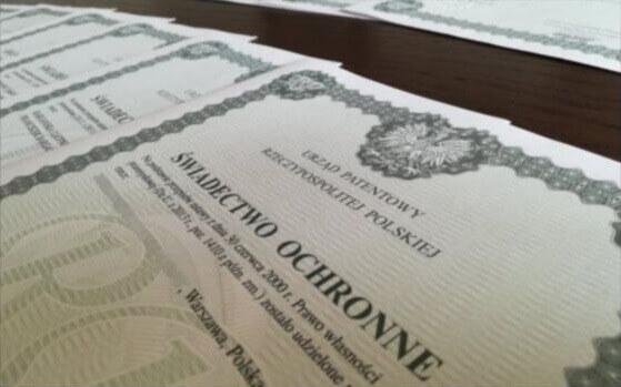 Zastrzeżenie nazwy ahonorarium rzecznika patentowego