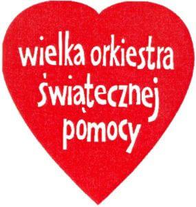 Fot. 3 - Wielka Orkiestra Świątecznej Pomocy - znak towarowy