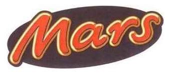 Znak towarowy Mars - R-180184