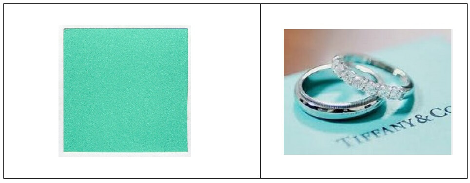 Kolor jako znak towarowy - Tiffany & Co - UK0002505742B