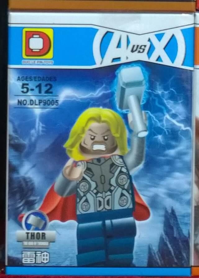 Podobieństwo znaków towarowych LEGO
