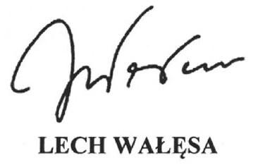 Lech Wałęsa - znak towarowy