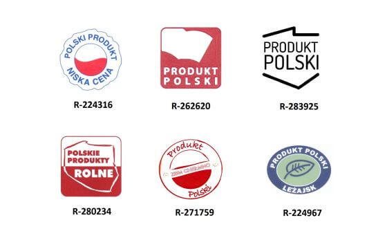 Produkt polski - Urząd Patentowy RP