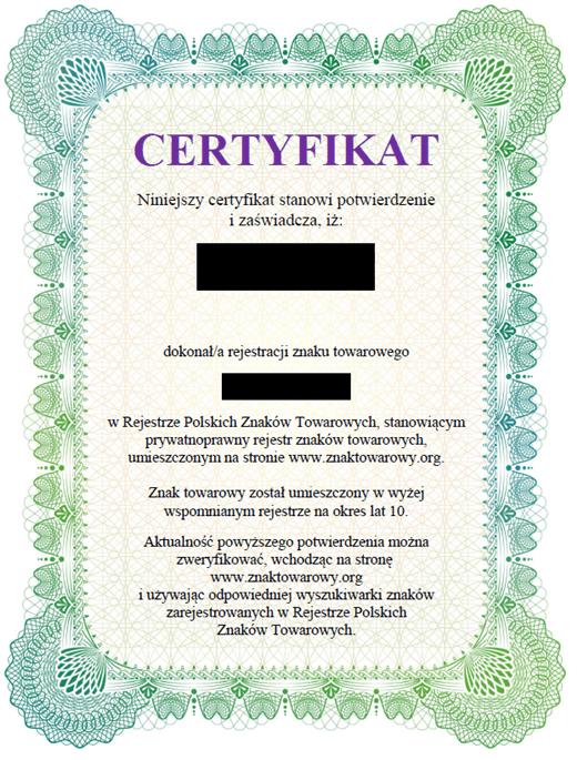 Rejestr Polskich Znaków Towarowych