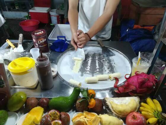 Wietnam - lody naPhu Quoc