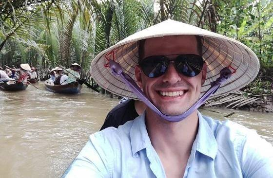 Wietnam - dolina Mekongu