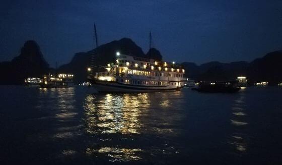 Wietnam - zatoka Ha Long.